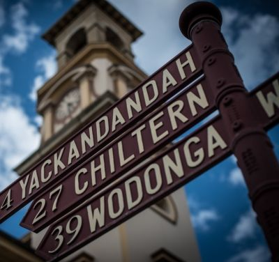 Golden Heritage Beechworth