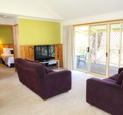 2 Bedroom Self Contained Spa Cottage